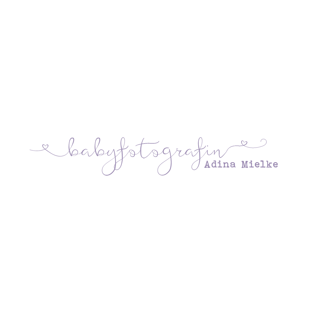 Babyfotografin Adina logo